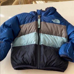 Baby north face jacket